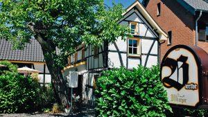 Bierthe ++ Restaurant Troisdorf ++ Außen