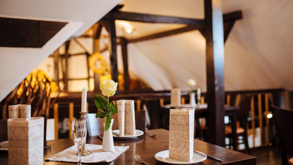 Bierthe ++ Restaurant Troisdorf ++ Innen