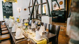 Bierthe ++ Restaurant Troisdorf ++ Hochzeit