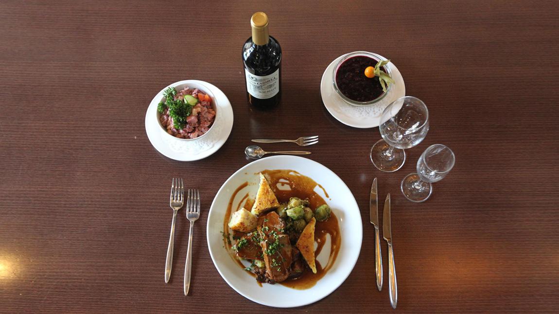 Bierthe ++ Restaurant Troisdorf ++ Speisekarte