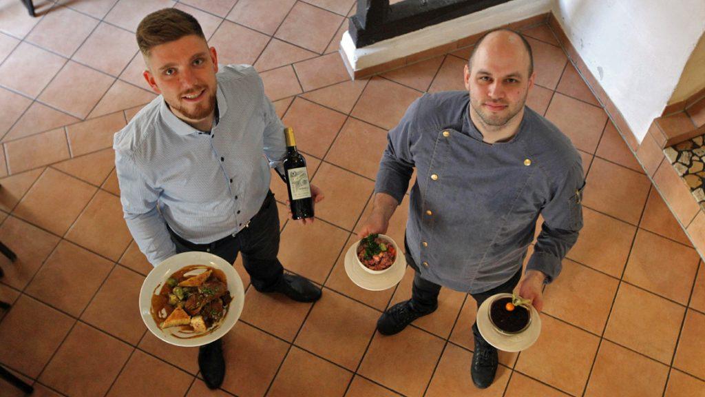 Bierthe ++ Restaurant Troisdorf ++ Team