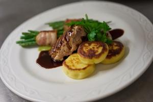 Bierthe ++ Restaurant Troisdorf ++ Schweinefilet