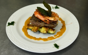 Bierthe Surf and Turf