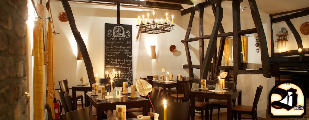 Bierthe – das romantische Gasthaus in Troisdorf