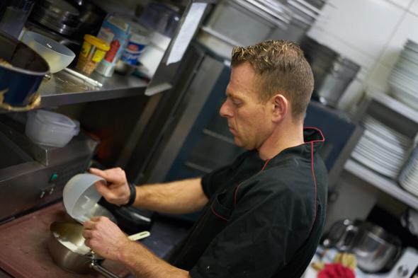 Restaurant Troisdorf - Küchenreportage